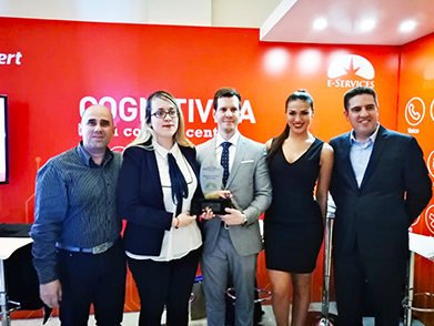 inConcert a la par de E-Services recibe el premio a Mejor Estrategia Multicanal