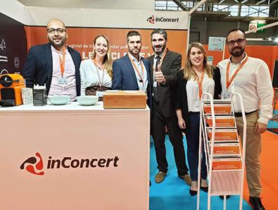 N4-Compañia-Noticias-inConcert presente una vez más en la feria Stratégie Clients 2019 en París